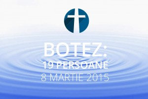 Botez. 19 persoane!
